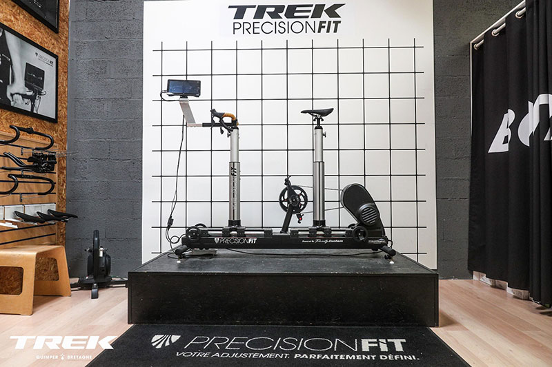 Trek Precision Fit - Trek Bicycle Store QUIMPER