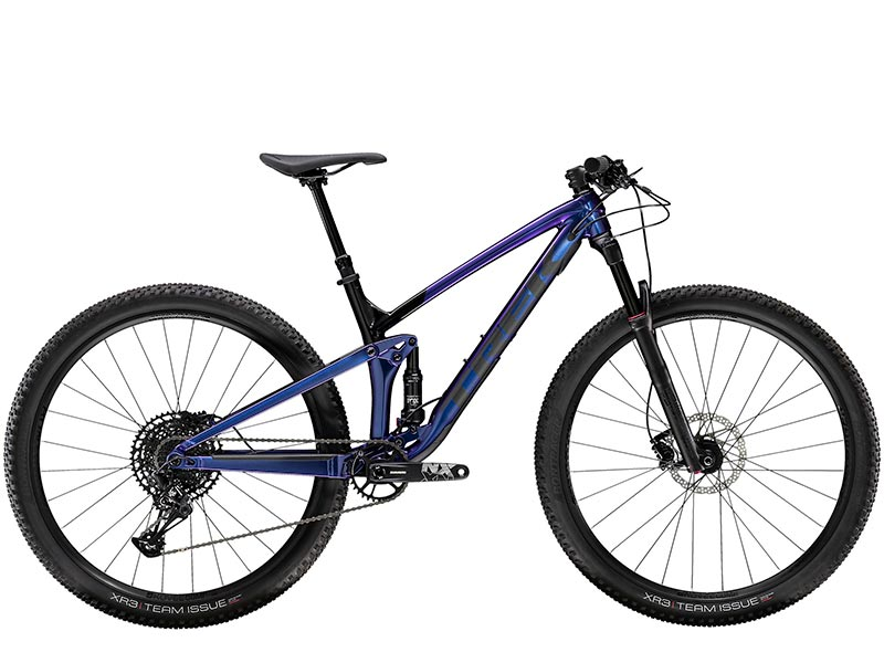 VTT Trek Top Fuel 8