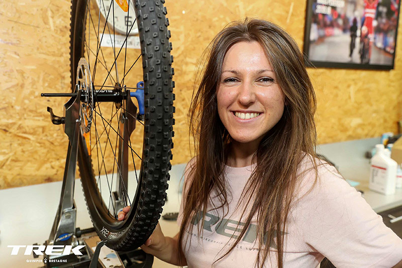 Gaëlle RAOULT - Trek Bicycle Store Quimper